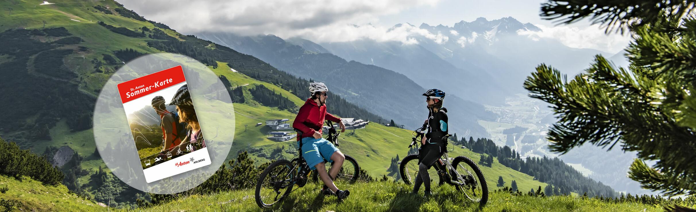 St. Anton Sommer-Karte  | e-Bikers
