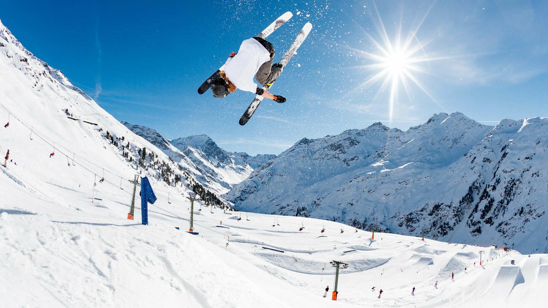stanton park am Rendl in St. Anton am Arlberg