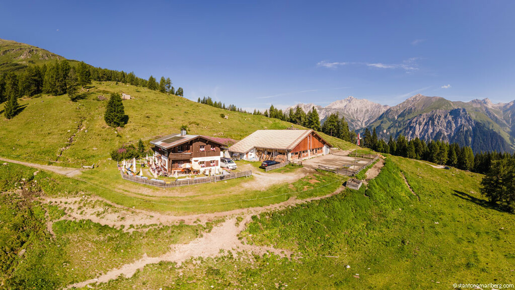 Alpe Ganatsch