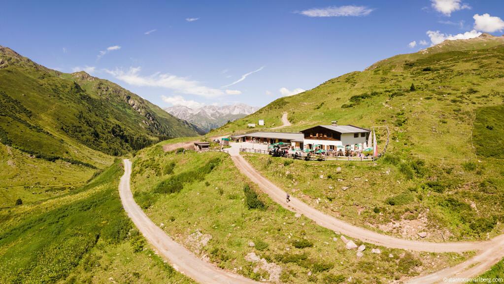 Rossfall Alpe