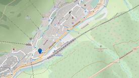 Map of St. Anton am Arlberg - Getting here