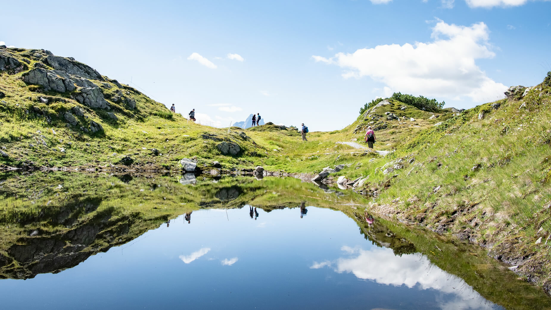 Sommer in St. Anton am Arlberg