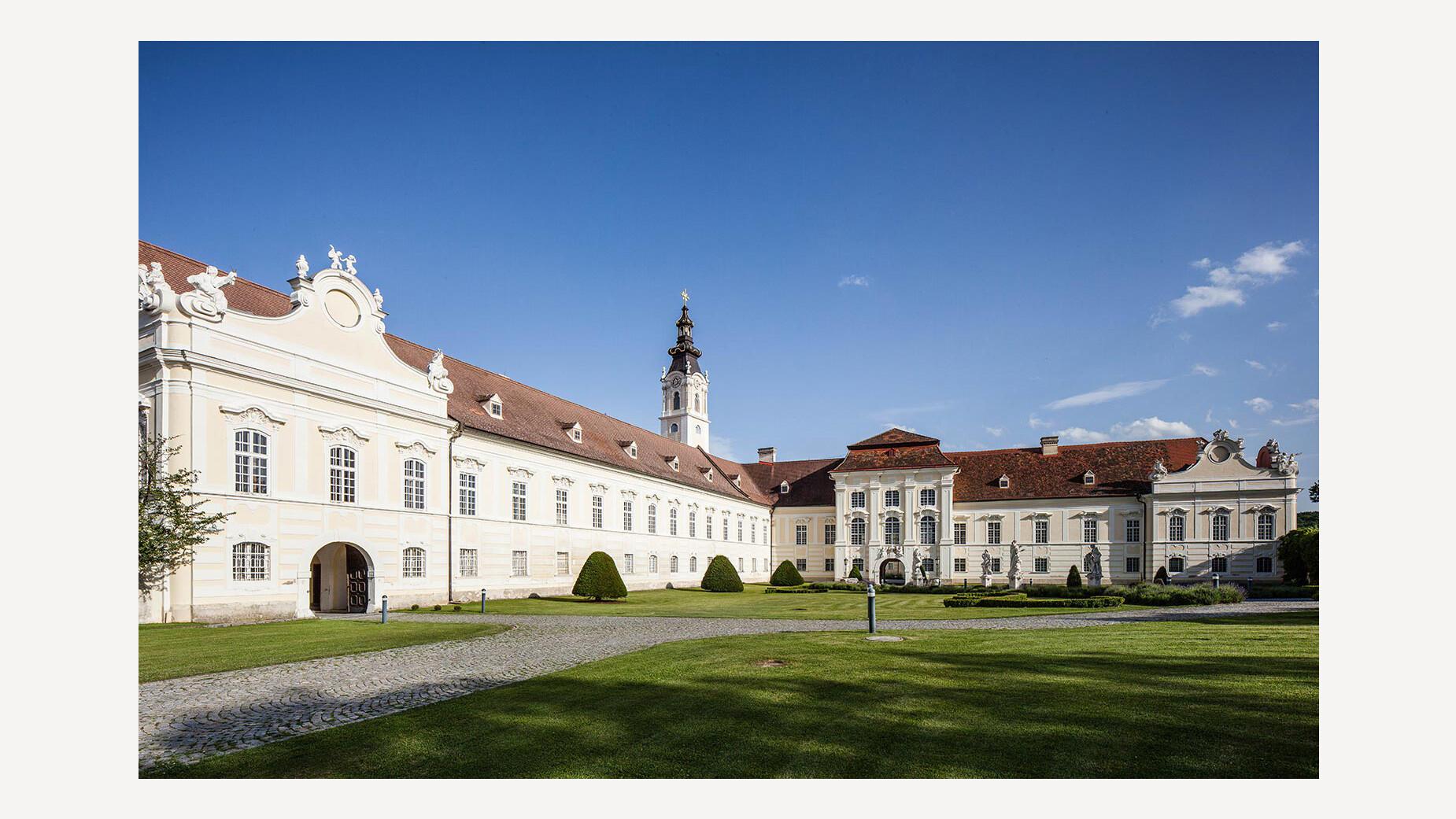 Stift Altenburg von Josef Munggenast, Barockbaumeister