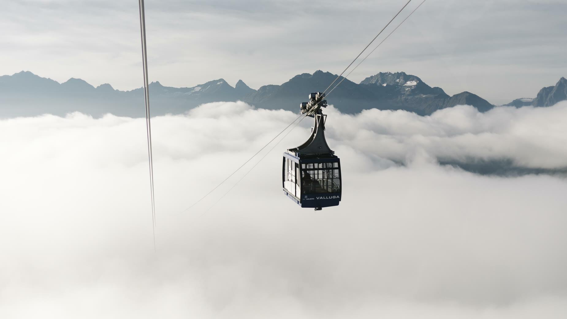 Arlberg Trail - Valluga